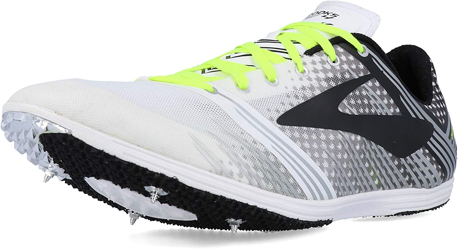Brooks Wire 4 Zapatilla De Correr con Clavos: Amazon.es: Zapatos y complementos