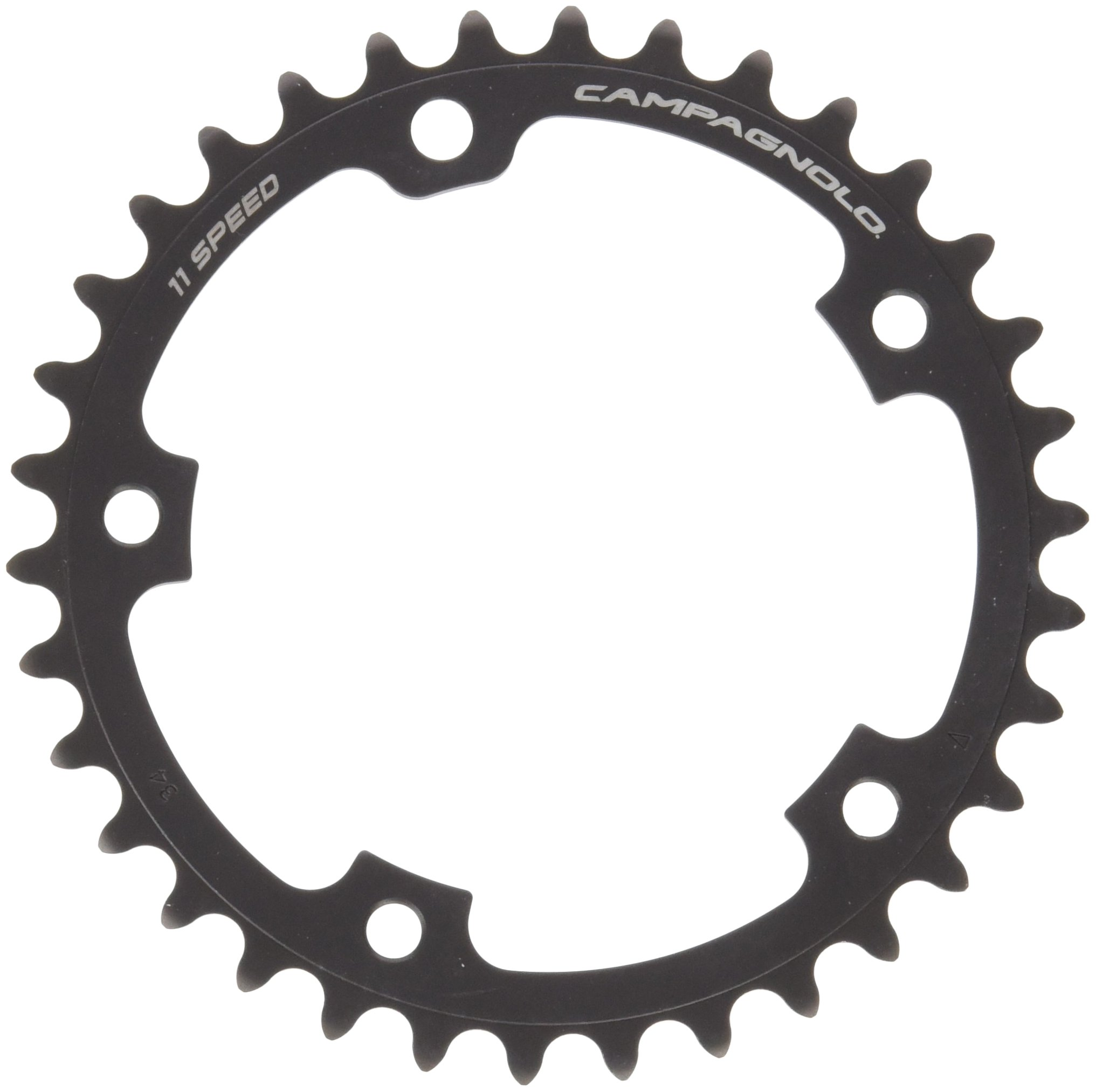 Campagnolo 11s 34t Ring for 2011 Super Record, Record and Chorus by Campagnolo (Image #1)