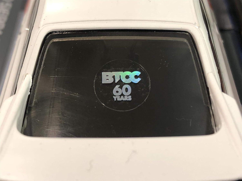 Robb Gravett Scalextric C3781SE BTCC Anniversary Special Edition Ford Sierra RS500