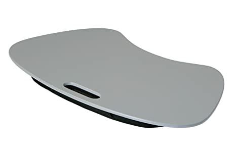Premier Housewares - Bandeja con cojín para ordenador portátil (7 x 59 x 40 cm
