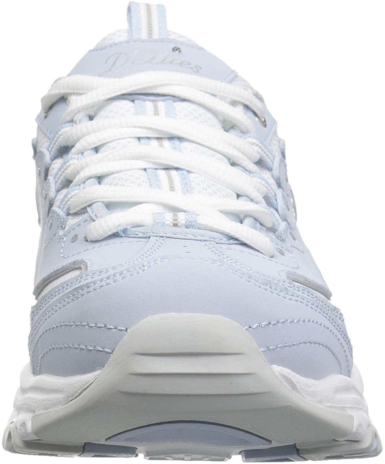 Skechers-D-039-Lites-Women-039-s-Casual-Lightweight-Fashion-Sneakers-Athletic-Shoes thumbnail 11