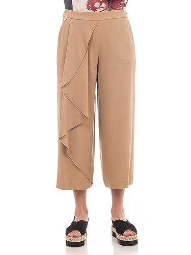 MANILA GRACE DEMIN – Pantalón – para mujer Kaki 38