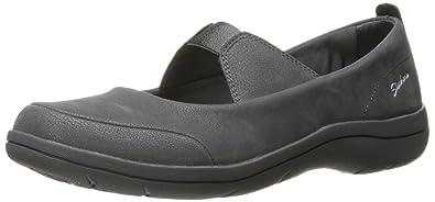 Lite Step-Helium, Sneakers Basses Femme, Noir (Blk), 35 EUSkechers