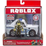 ROBLOX Neighborhood of Robloxia Sheriff Patrol Car Vehicle