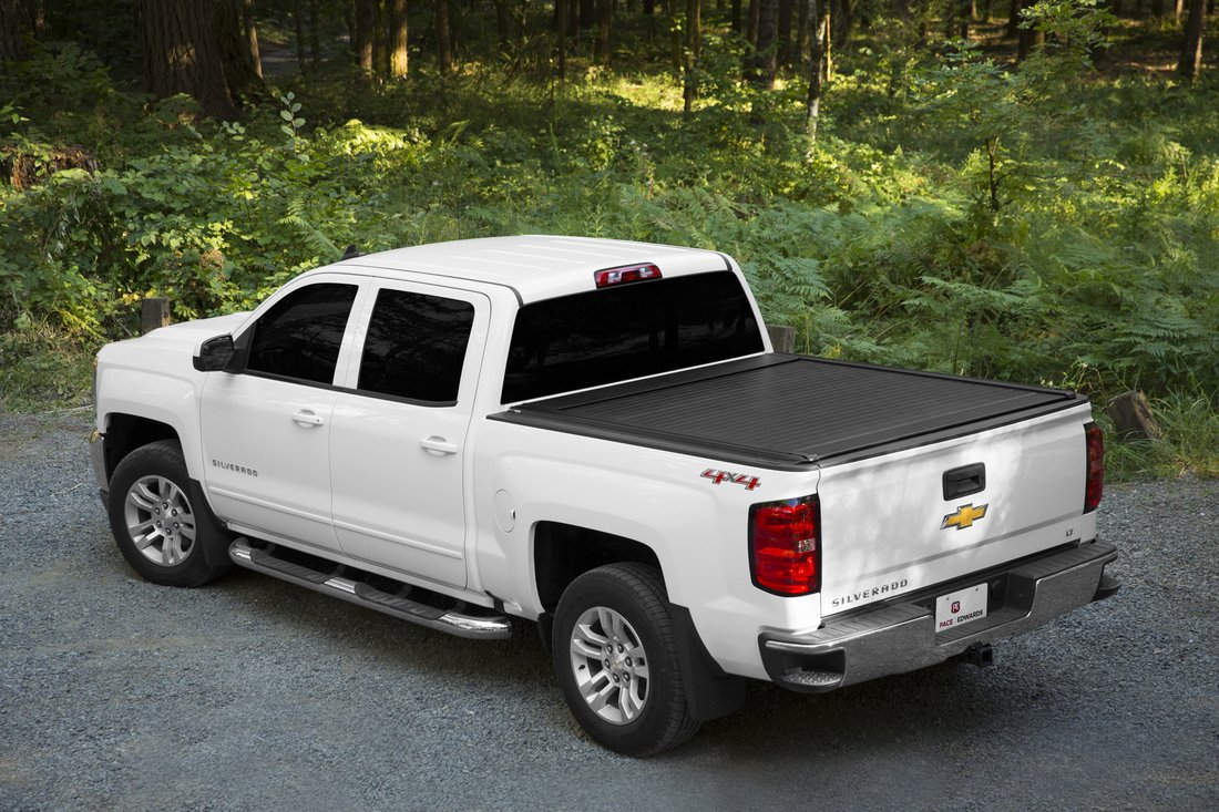 05-16 Nissan Frontier Crew Cab 4ft 10in Bed Pace Edwards KRN5780 Ultra Groove Tonneau Cover Kit