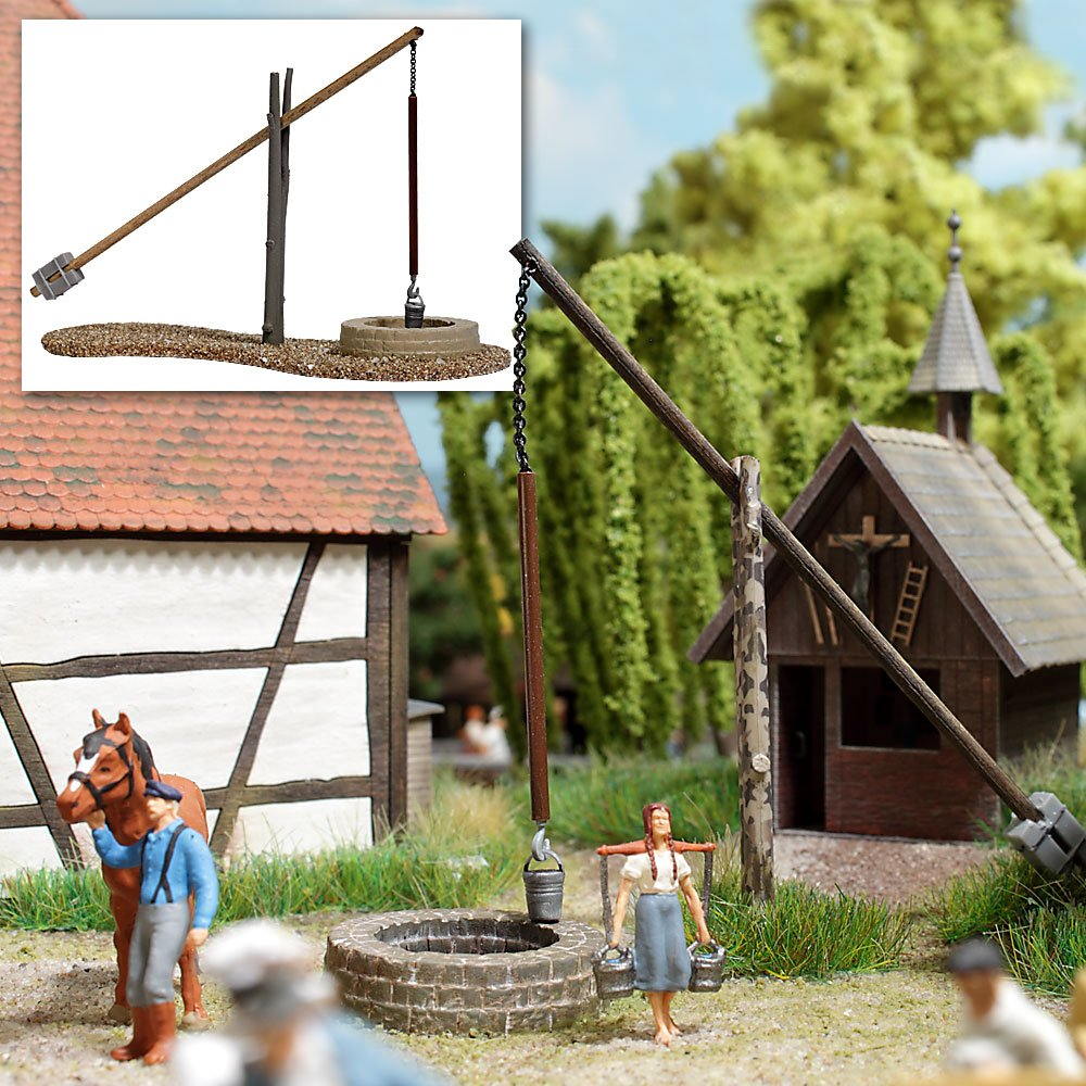 Farmyard well