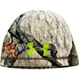 Under Armour Men's UA Scent Control ColdGear Infrared Beanie One Size Fits All Mossy Oak Treestand