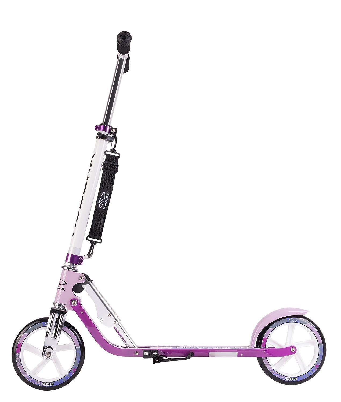 Hudora City Scooter Big Wheel ALU 8 205 Lila 205