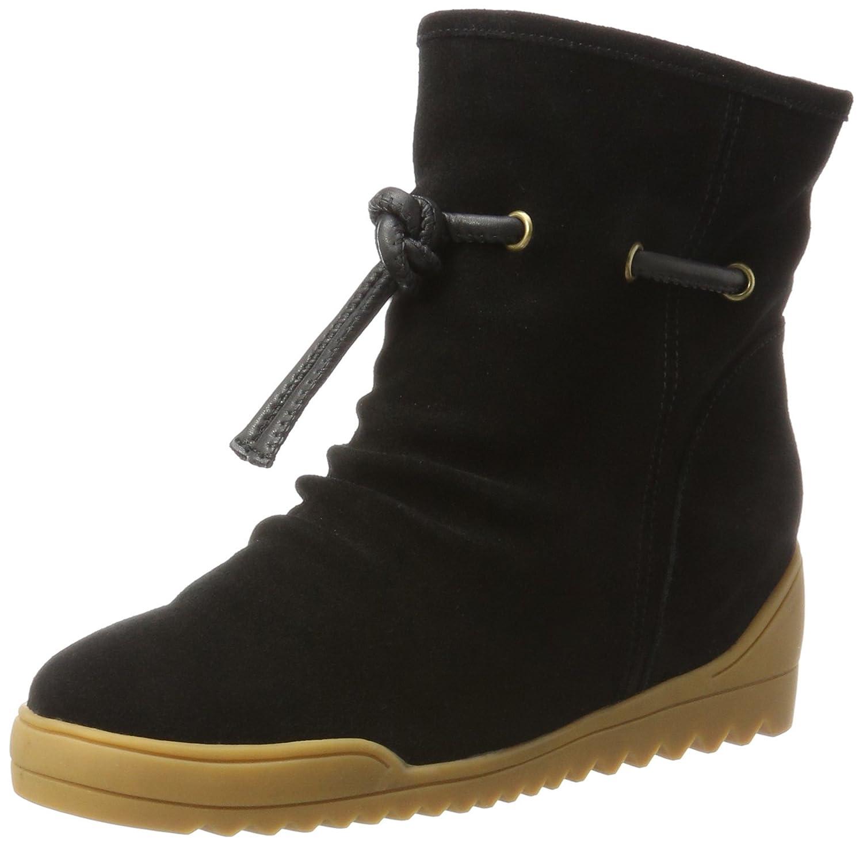 Shoe The Bear Line Fur S, Botas para Mujer37 EU|Negro (110 Black)