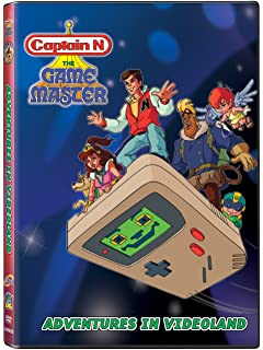 amazon com captain n the game master the complete series garry