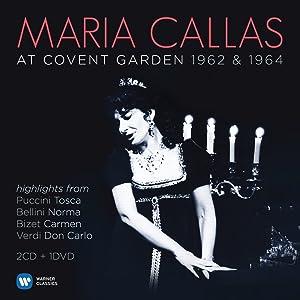 Callas 90th Anniversary: Callas at Covent Garden