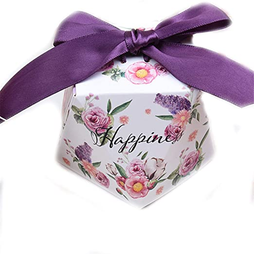 Ogquaton 20 Piezas Caja de Dulces Cajas de Dulces Cajas de ...
