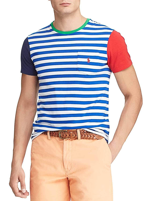 Ralph Lauren-T-Shirt/ in Cotone 710740887