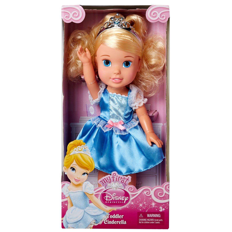 Disney Princess Toddler Doll Cinderella