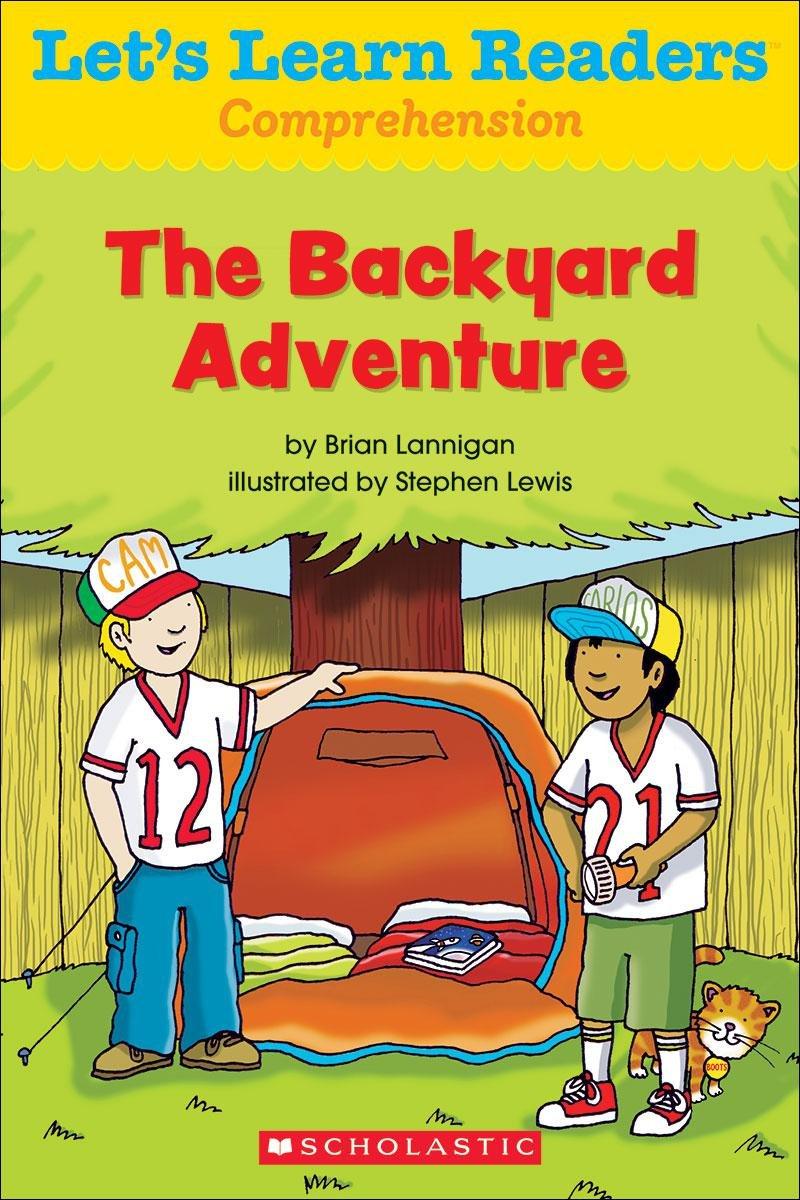 Let's Learn Readers: The Backyard Adventure PDF ePub book