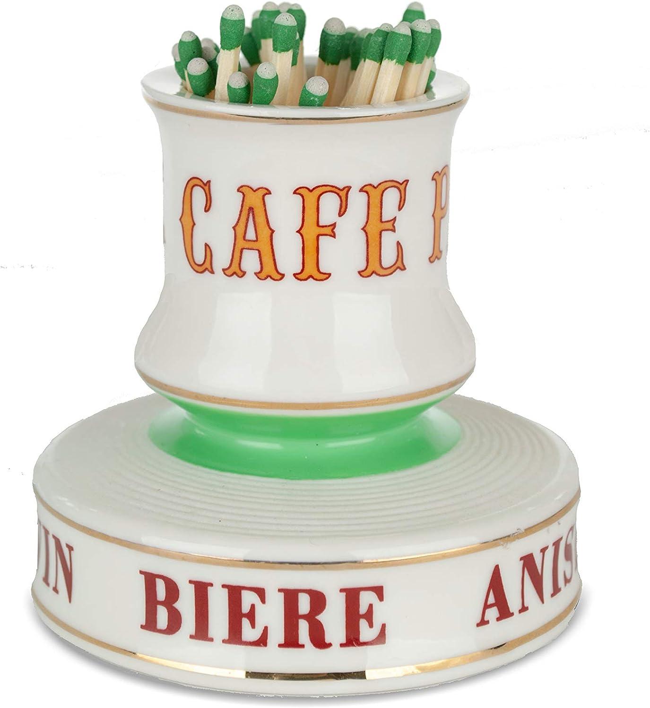 Bonnecaze Absinthe & Home Paris Café French Match Striker