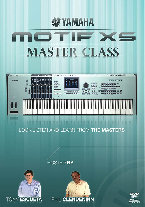Motif XS MasterClass - Toy Piano and Violin - DVD: Amazon.es ...