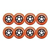 Rollerex Inline Skate Wheels VXT500 80mm