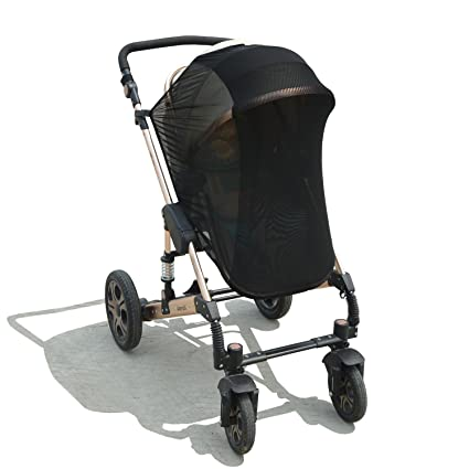 Stroller Cover Sun Canopy Extender Car Seat Shade For Baby Strollers Pushchairs Prams