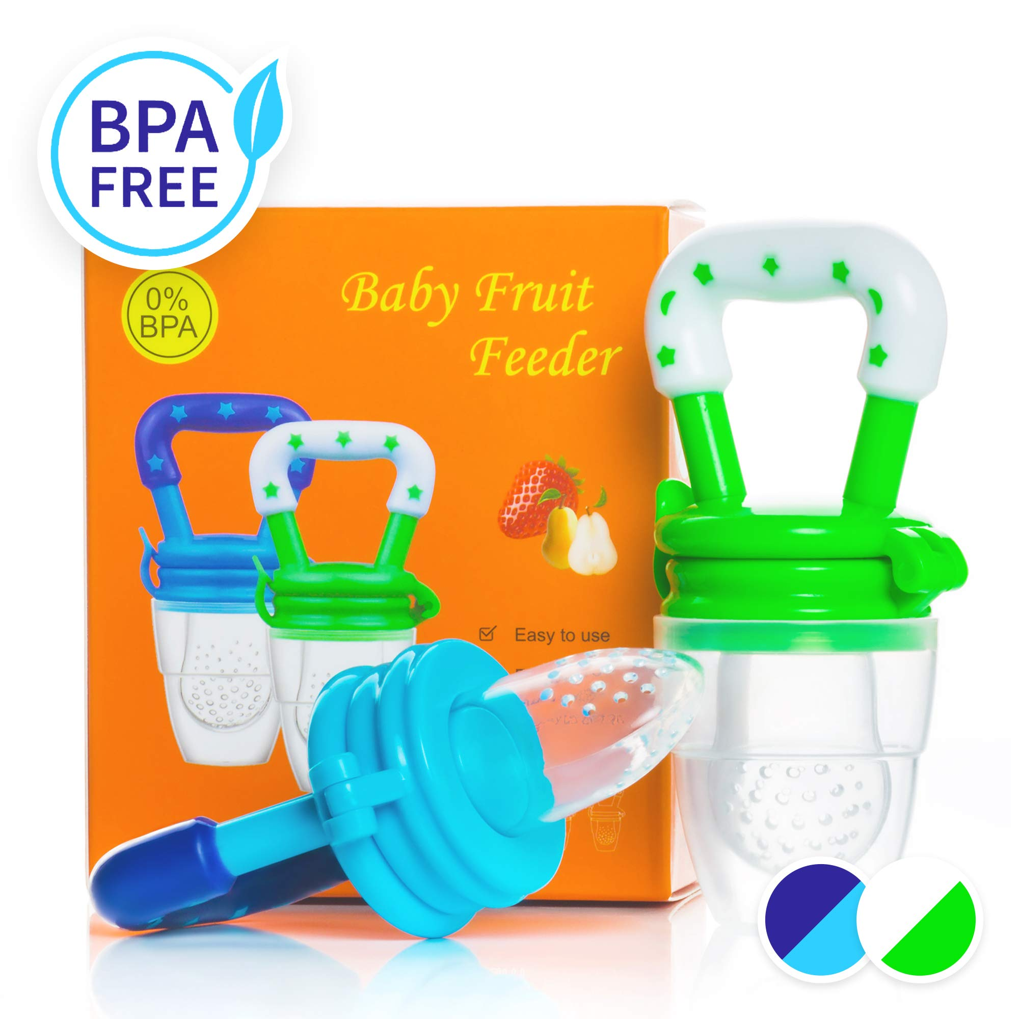 Dream on Baby Food Feeder - Fruit Feeder Pacifier by Dream on