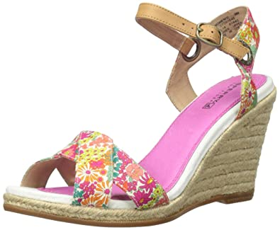 ac9cdea93 Sperry Top-Sider Women s Saylor Wedge Sandal