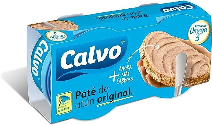 Calvo Pate de Atún, 2 x 75g