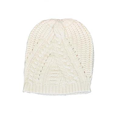 Bonnet Ralph Lauren crème pour femme  Amazon.fr  Vêtements et accessoires 2a1cf961e29