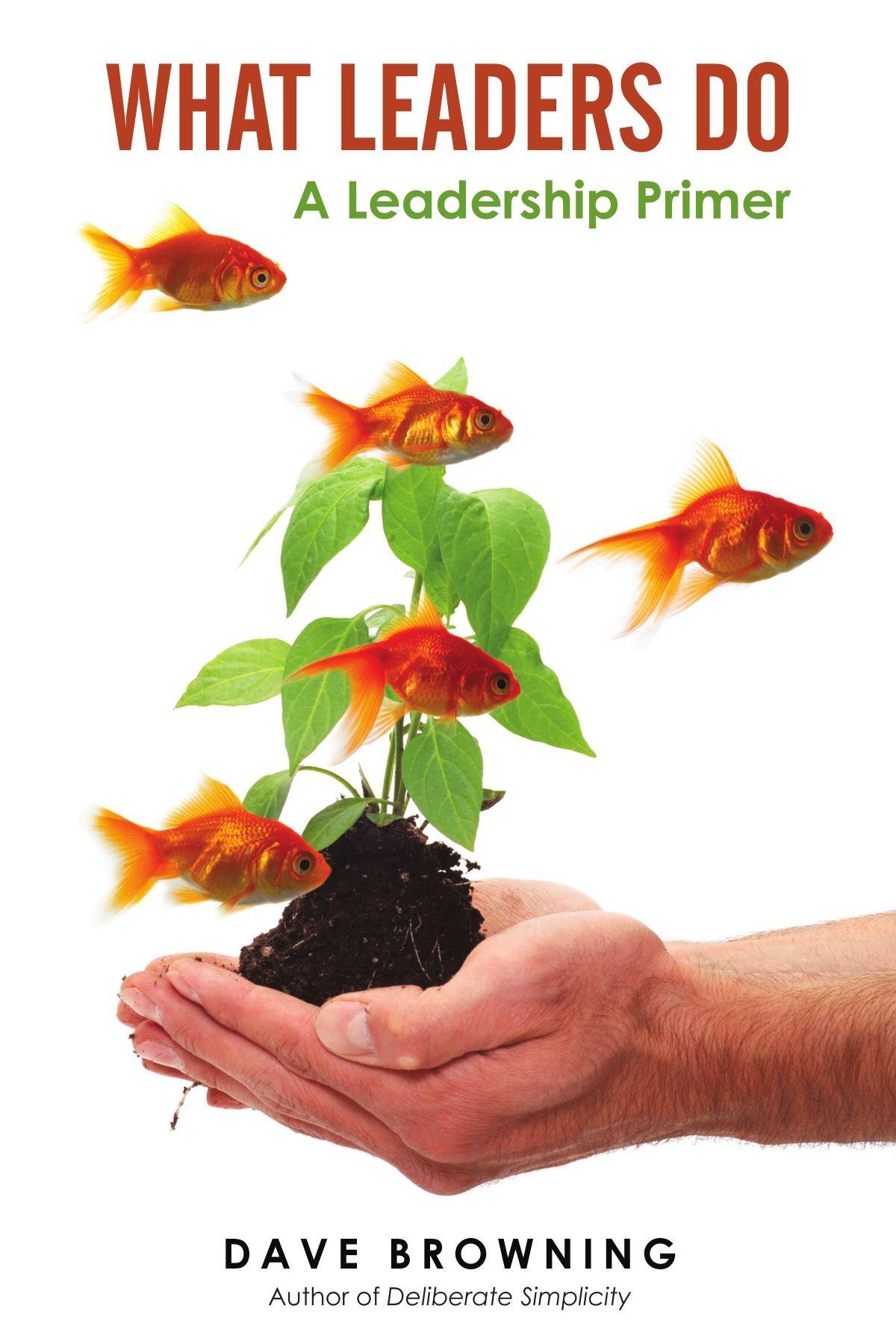 Download What Leaders Do: A Leadership Primer pdf epub