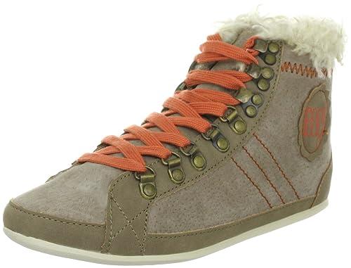 Coolway Duki Duki - Zapatillas fashion para mujer, color beige, talla 38
