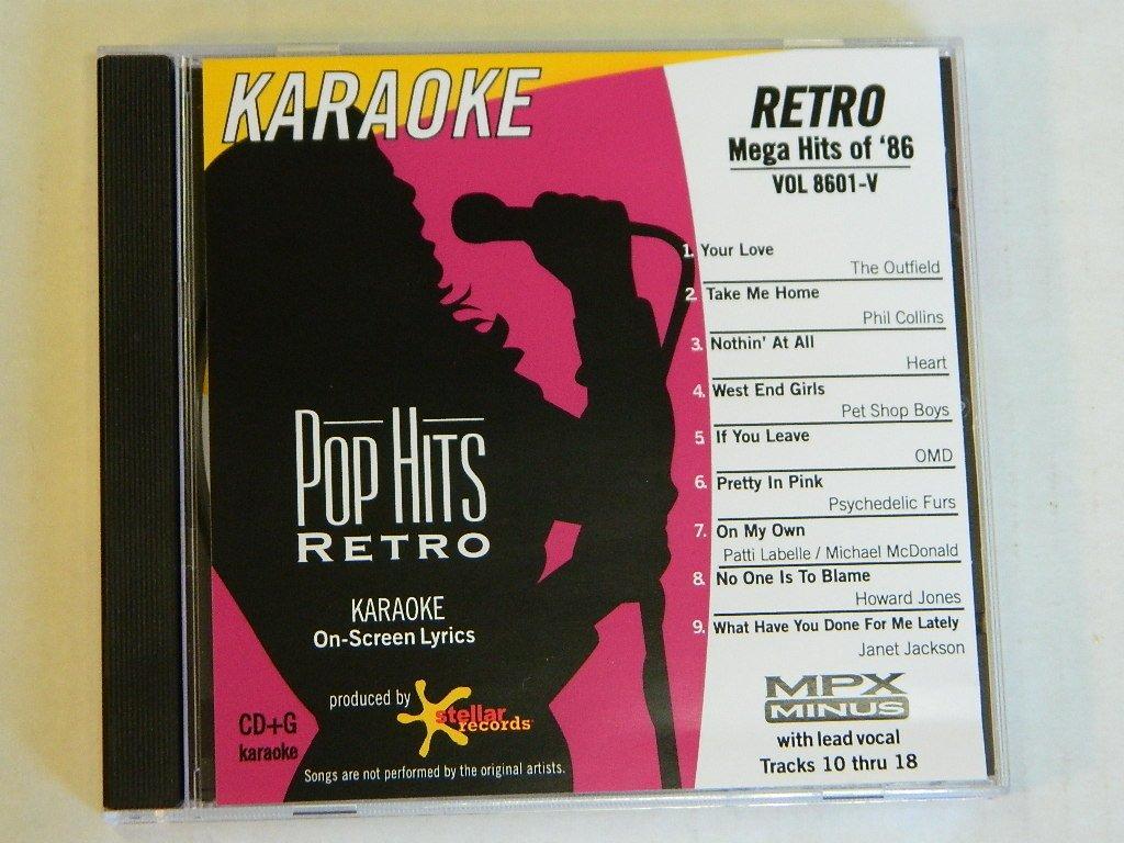 Mega Hits of '86 (1986 Karaoke) by