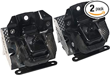 2 PCS Motor Mount Kit For Chevrolet Silverado 1500 5.3L Engine 2007