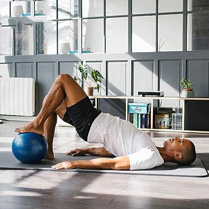 Miyabitors Fitness Bola Diámetro 26 cm Yoga Calentamiento Rítmica ...