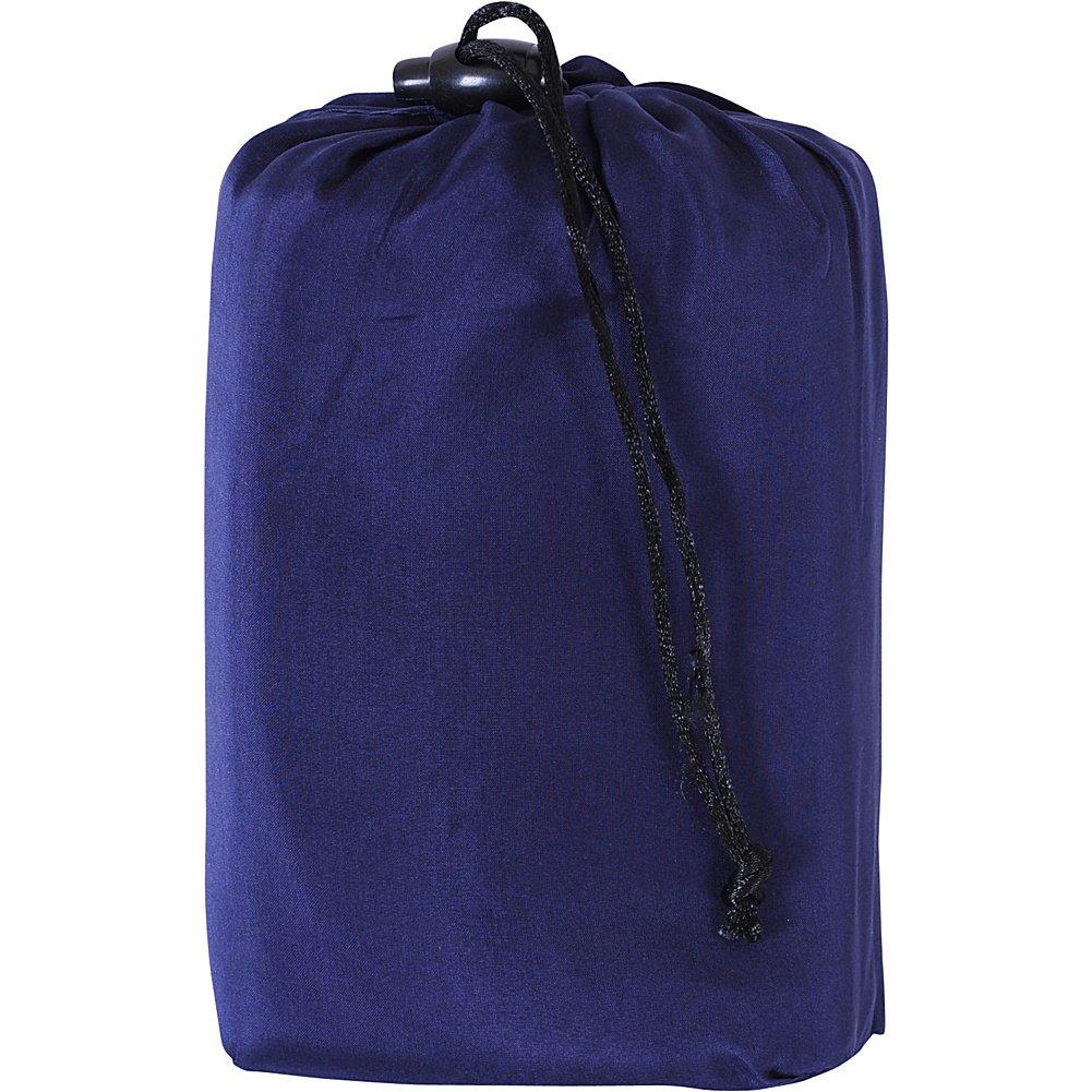 Double DreamSack Silk Sleeping Bag Liner DREAMSACKS INC DL500.SZMIDNIGHT