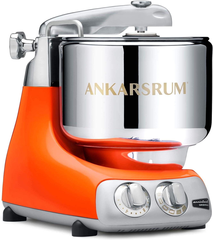 ANKARSRUM 6230 or máquina de cocina multifunción, Naranja: Amazon.es: Hogar