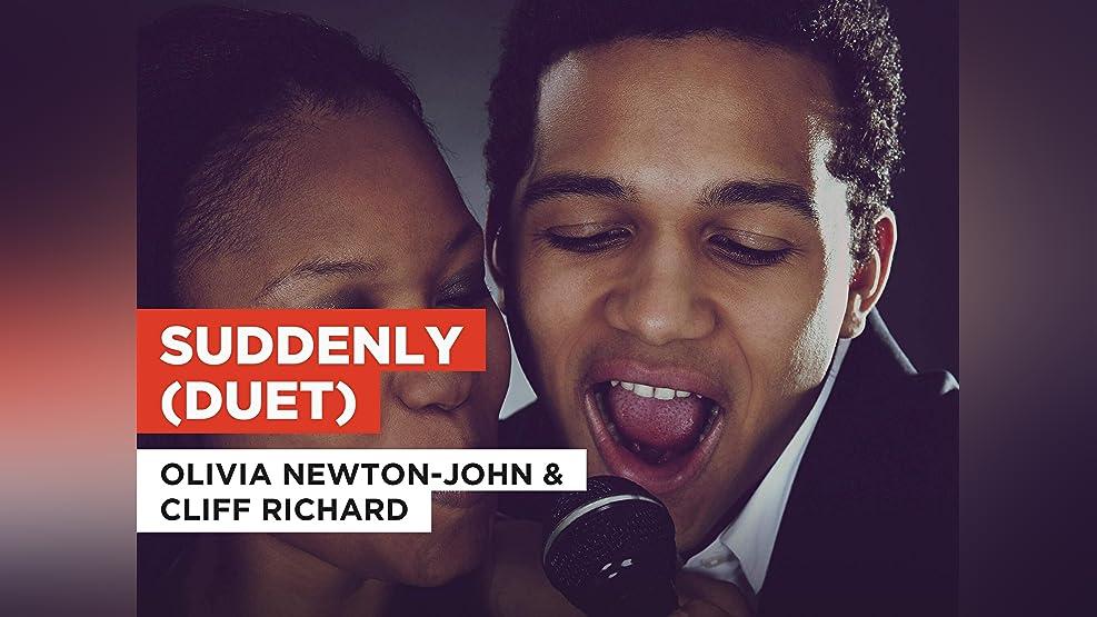 Suddenly (Duet) im Stil von Olivia Newton-John & Cliff Richard
