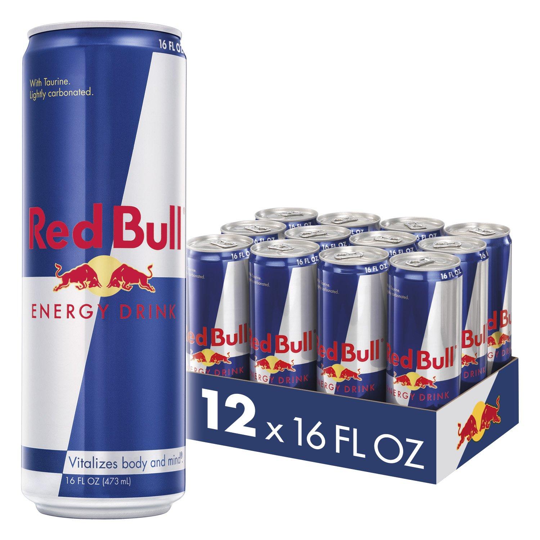 red bull energy drink 24 pack 12 fl oz. Black Bedroom Furniture Sets. Home Design Ideas