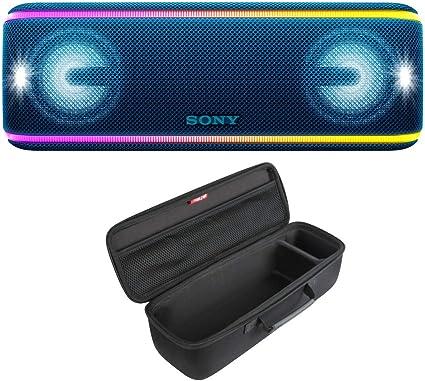 NEW Sony SRS-XB41 Extra Bass Bluetooth Wireless Speaker Waterproof Dark Blue