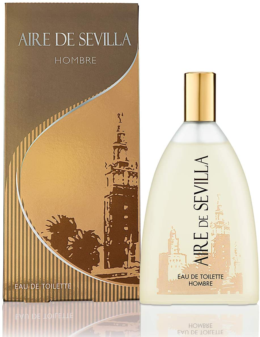 Aire de Sevilla Eau de Toilette para Hombre - 150 ML: Amazon.es ...