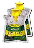 Rescue FTD Disposable Non-Toxic Fly Trap (2 PACK)