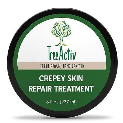 Treeactiv+ Treeactiv Crepey reparación de la piel tratamiento antienvejecimiento ingredientes orgánicos-antiarrugas para la cara