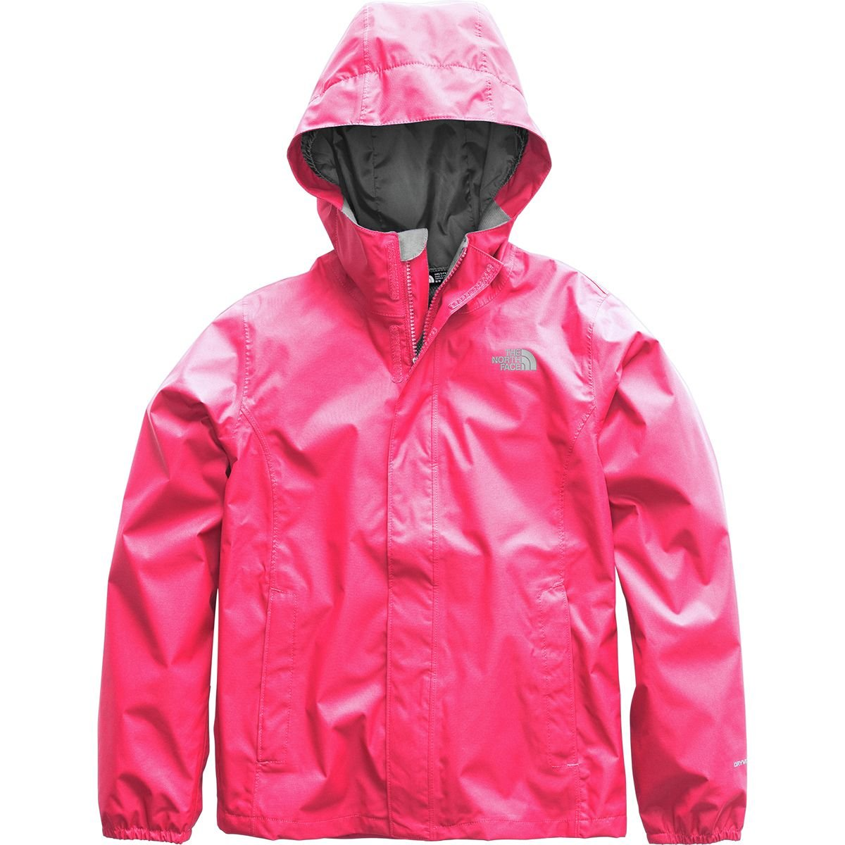 The North Face Girls Resolve Reflective Jacket (Little Kids/Big Kids) CM94