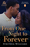 From One Night to Forever (Henderson Family Book 4)