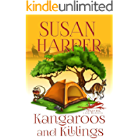 Kangaroos and Killings (Flight Risk Cozy Mystery Book 8)