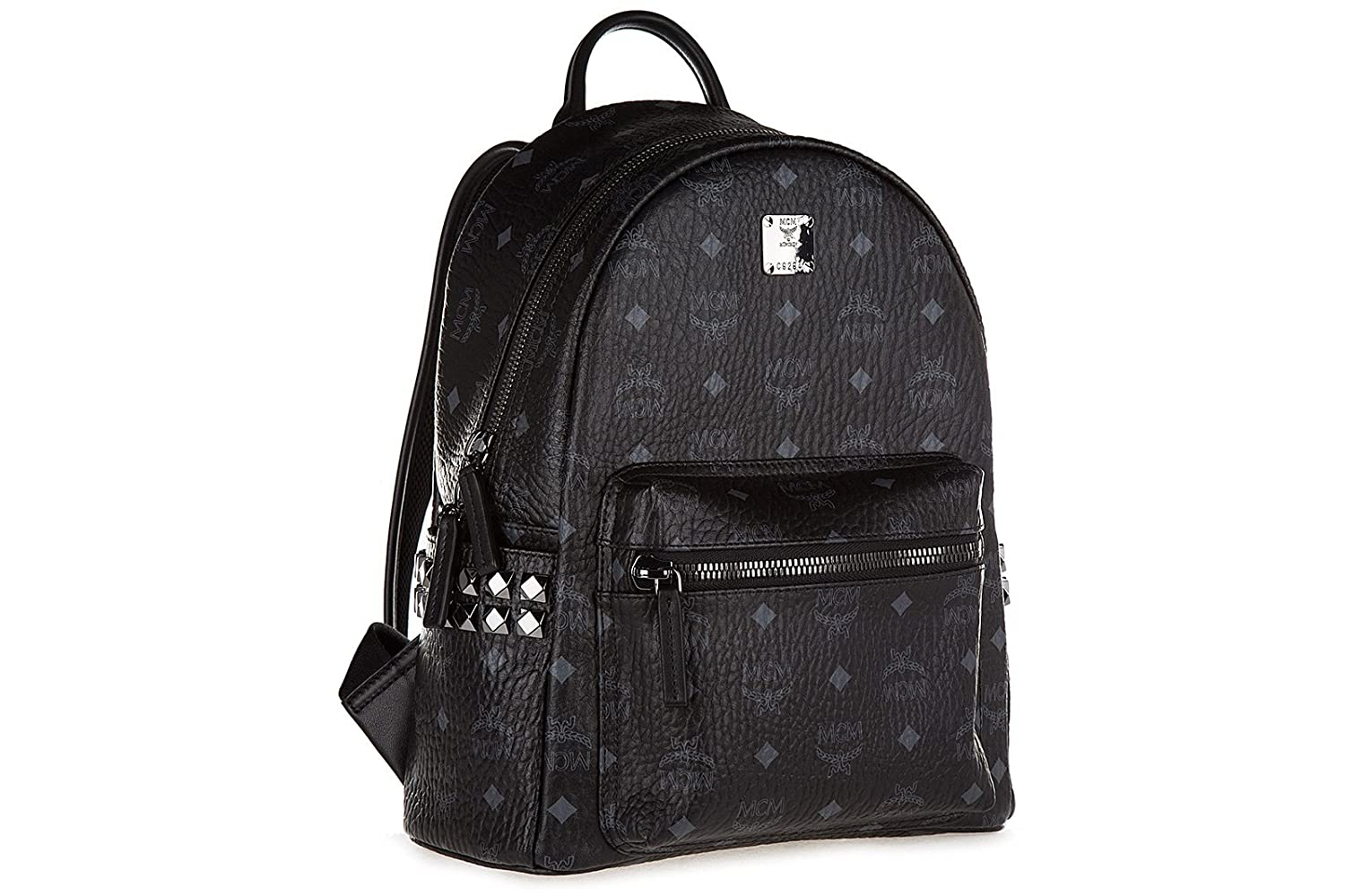 amazon com mcm women s small backpack black one size casual rh amazon com mcm backpack pre owned mcm backpack poshmark