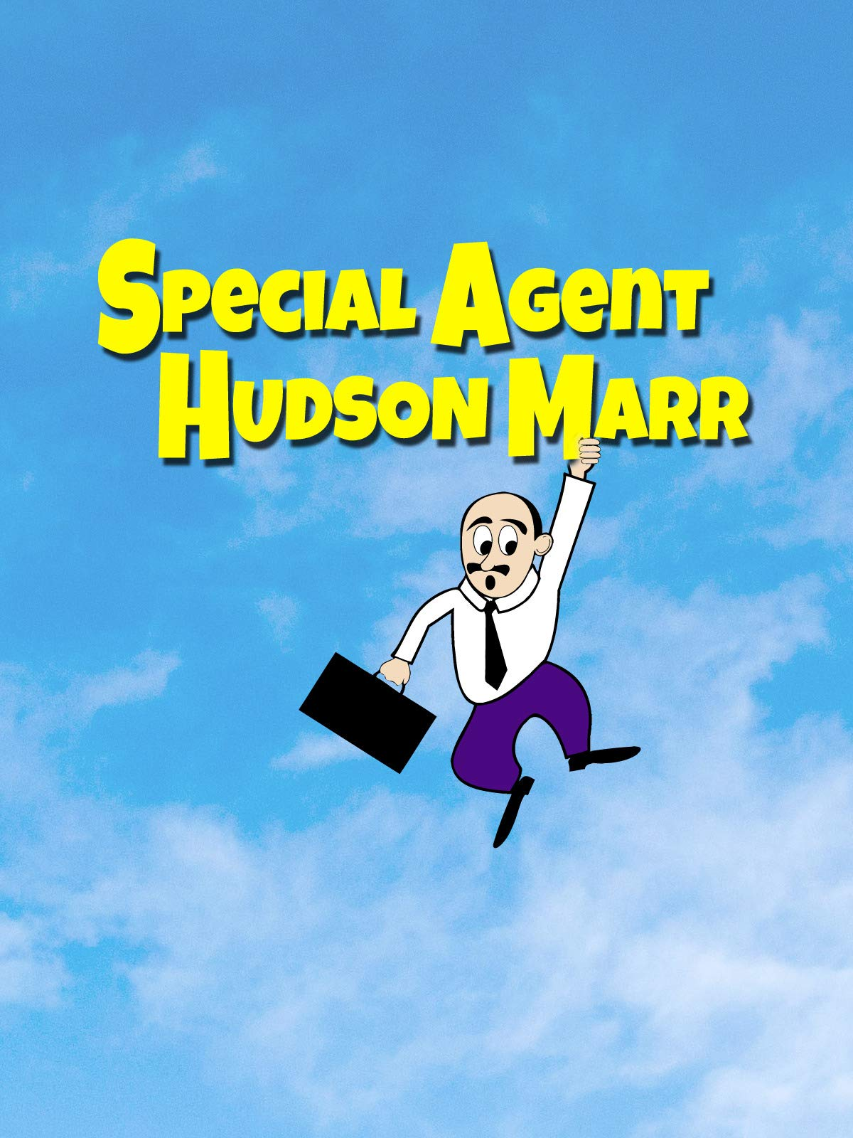 Special Agent Hudson Marr