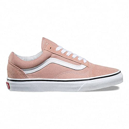 zapatillas vans hombre rosas