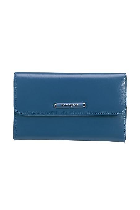 Samsonite 61182/1121 Lady Chic II SLG Monedero, Color Azul ...