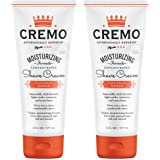 Cremo Coconut Mango Moisturizing Shave Cream, Astonishingly Superior Ultra-Slick Shaving Cream for Women Fights Nicks…
