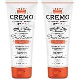 Cremo Coconut Mango Moisturizing Shave Cream, Astonishingly Superior Ultra-Slick Shaving Cream for Women Fights Nicks, Cuts a