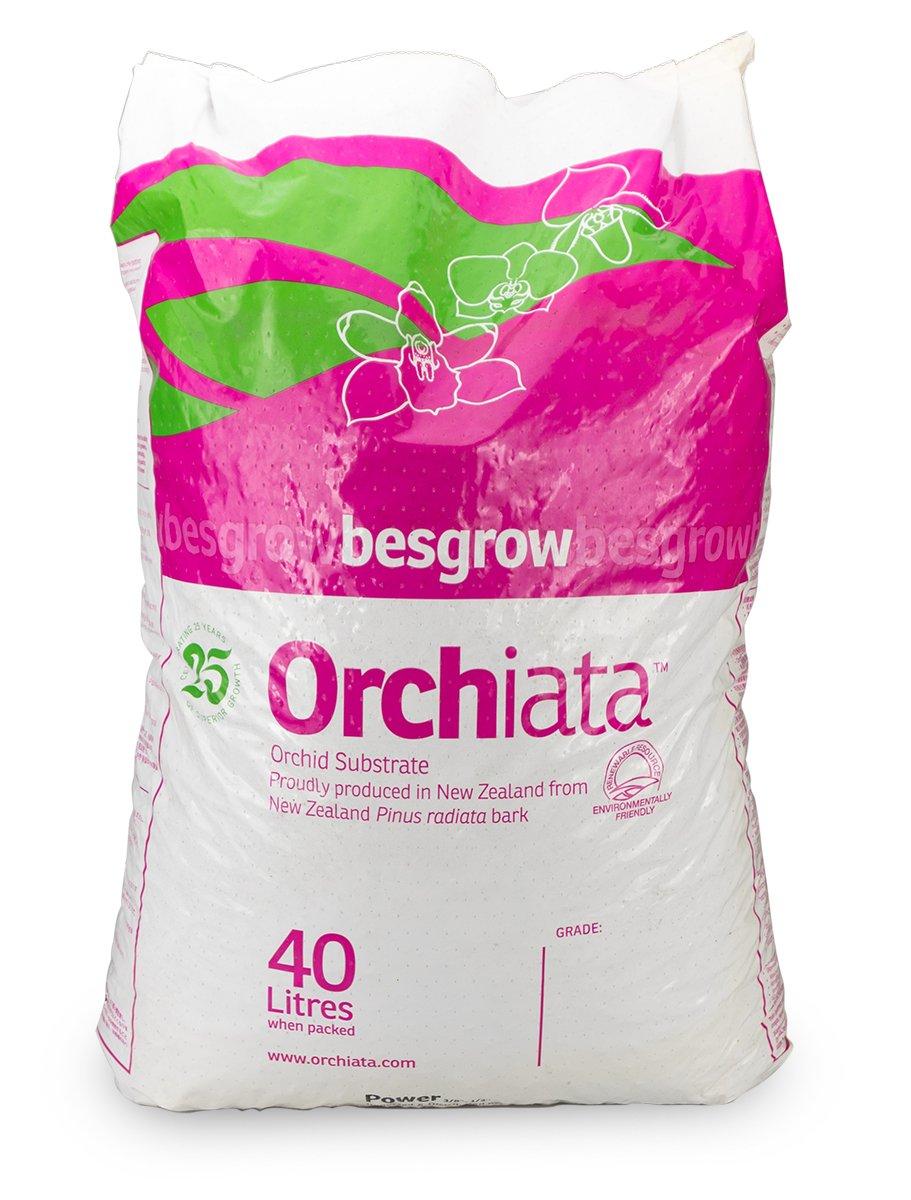 Besgrow Bulk Orchiata Orchid Bark - Power Grade (40 Liters)